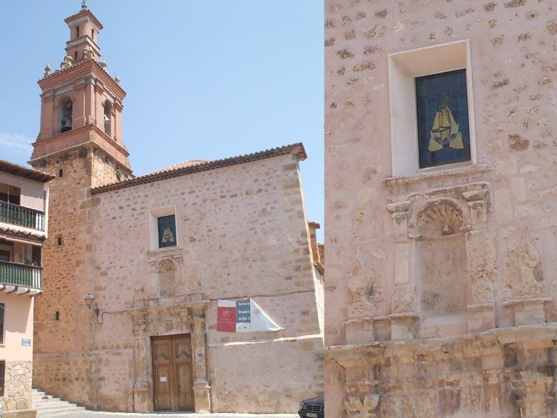 Iglesia parroquial de Nuestra señora de los Ángeles